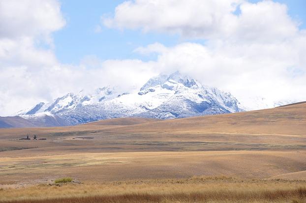 Sechstausender bei Huaraz, Peru
