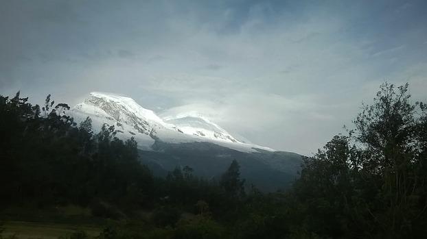 Der Huascaran, Perus höchster Berg