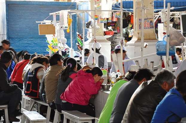 Markthalle in Cusco