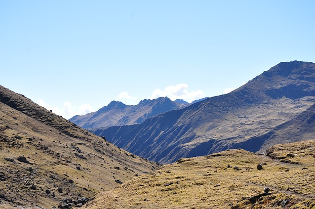 Weiter Blick über das Lares Tal