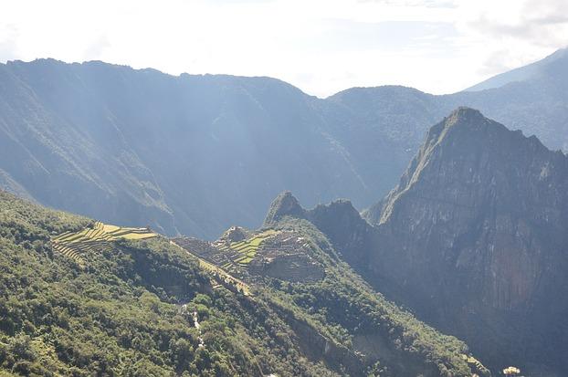 Machu Picchu Sonnentor