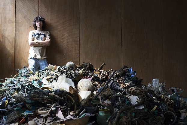 Boyan Slat (Bild: The Ocean Cleanup)