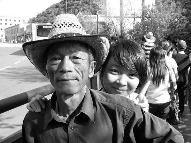 Liao Yiwu, Fräulein Hallo und der Bauernkaiser