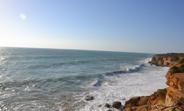 Strand bei Roche nahe Conil de la Frontera