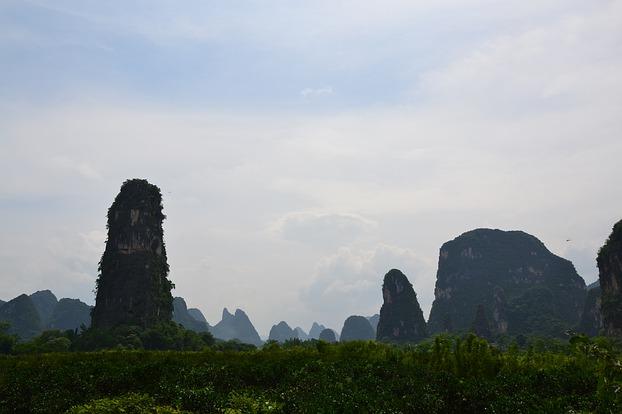 Yangshuo – mein nächstes Reiseziel