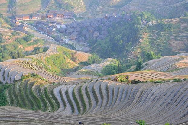 Blick hinunter ins Tal (Bild: MaSan)