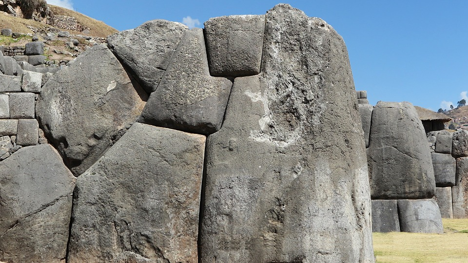 Inca Ruinen