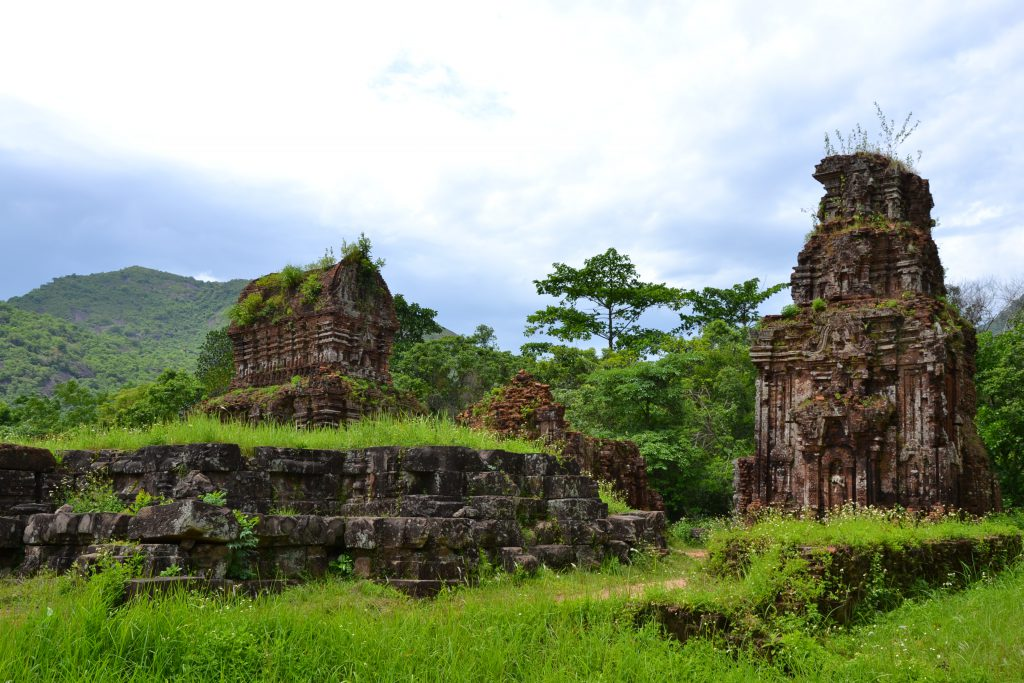 Tempelanlage My Son in Vietnam