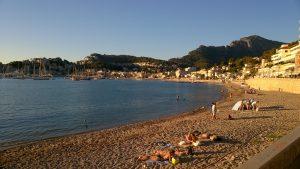 Strand von Soller