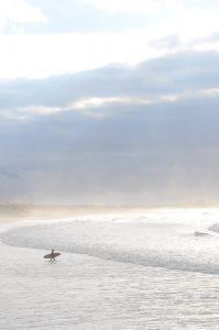 Der Strand Baleal bei Peniche