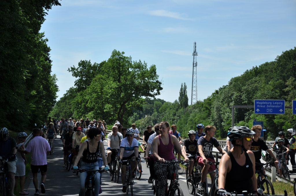 Berliner Sternfahrt