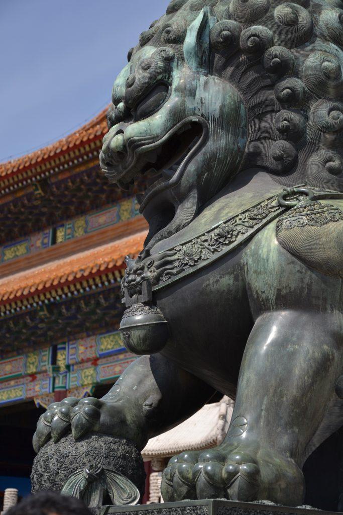 Die verbote Stadt in Peking