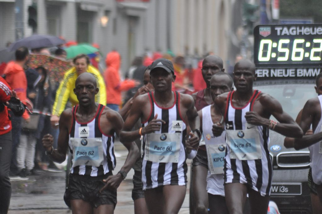 Berlin Marathon Eliud Kipchoge 2017