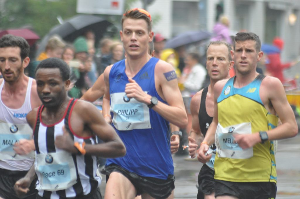 Berlin Marathon Philipp Pflieger
