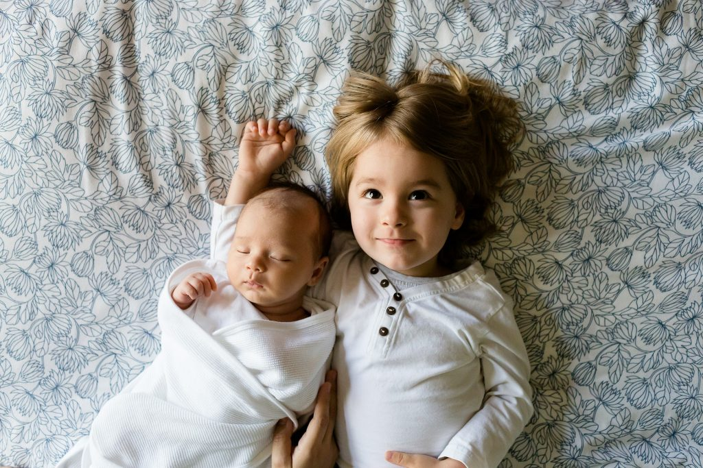 Remo H. Largo Babyjahre