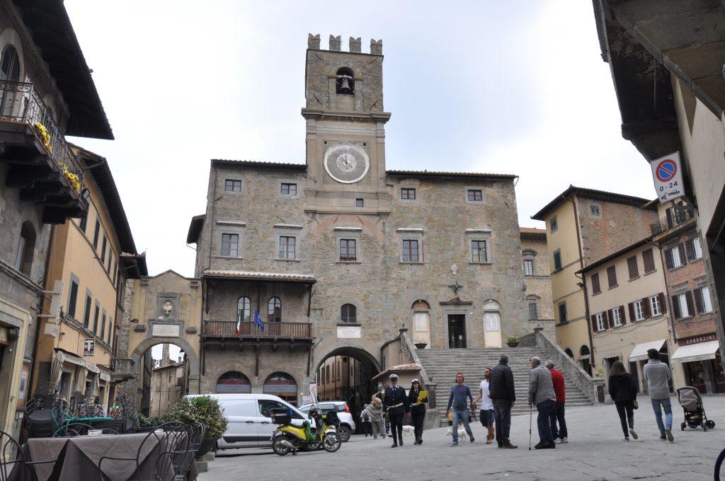 Cortona,Toskana