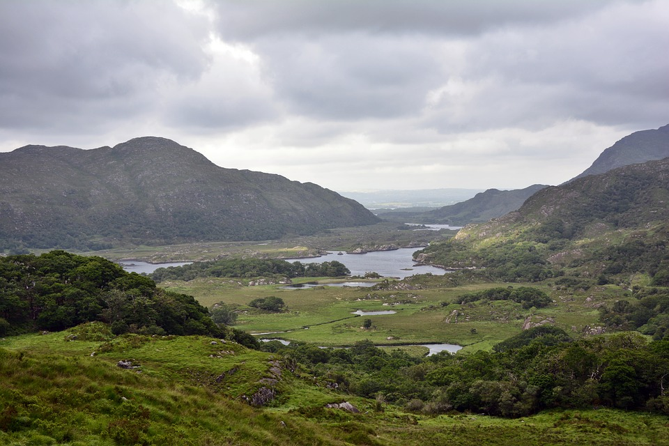 Killarney Nationalpark, Kerry Way