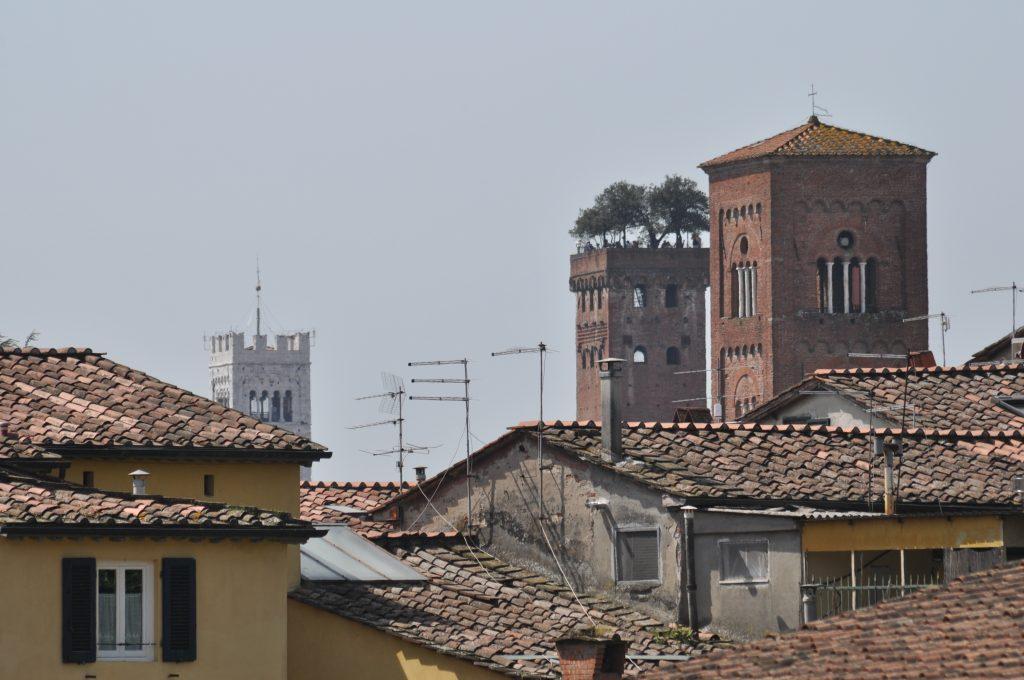 Der Torre Guinigi