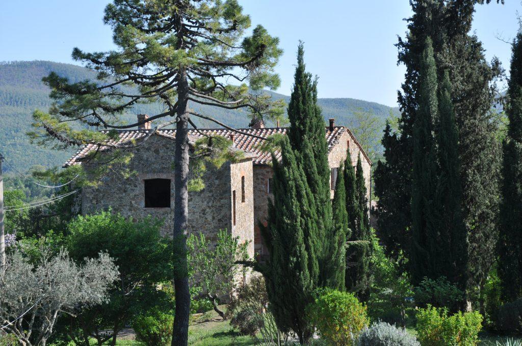 Chiusdino, Toskana