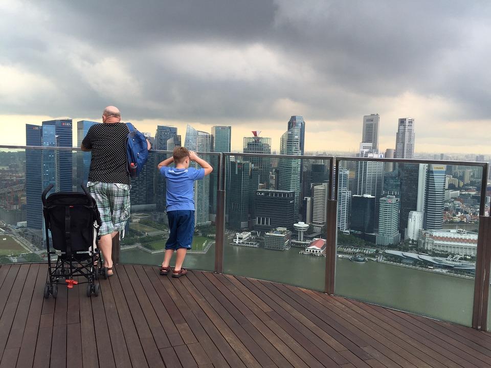 Singapur - Reisen mit Kindern