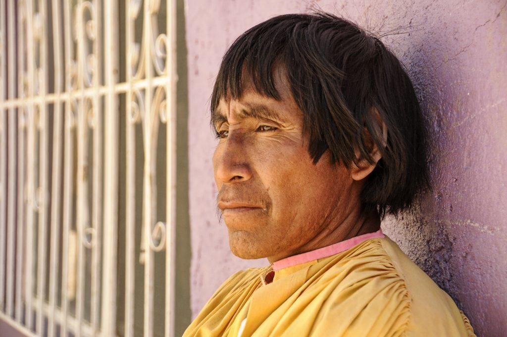 Portrait eines Tarahumara-Läufers / Born to Run