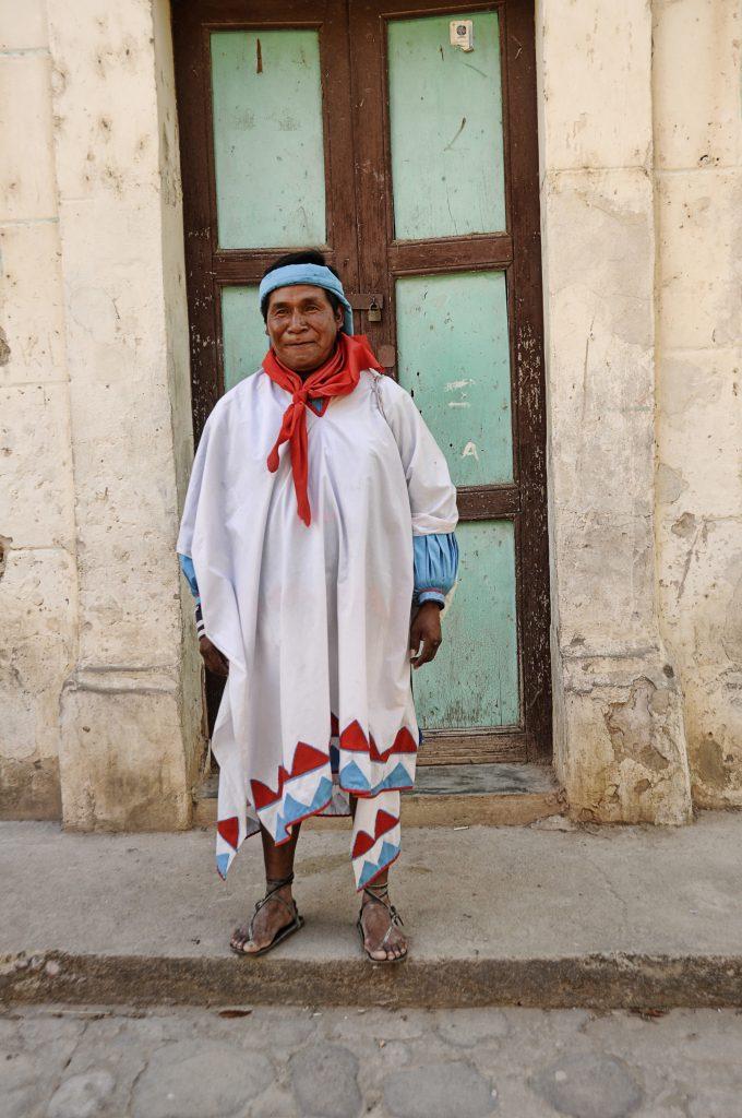Tarahumara-Läufer